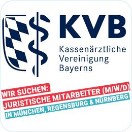 Juristische Mitarbeiter (m/w/d) in München, Regensburg & Nürnberg